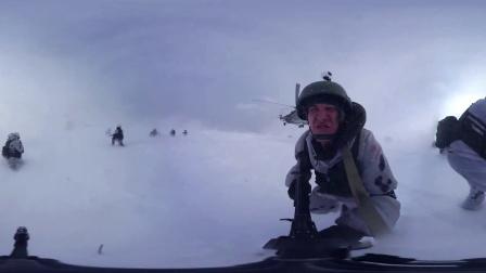 360 VR 全景 虚拟现实 战斗民族的军事演习-绝密第一视角俄罗斯军事演习