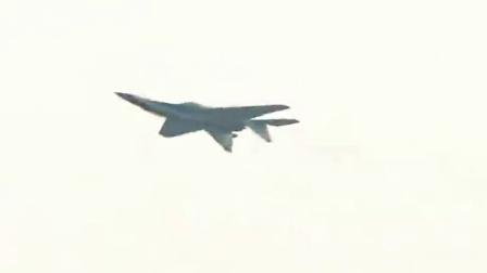 毛子新战机 米格-35空中大秀机动性