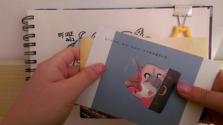 [企鹅]小马宝莉自制食玩 情人节礼包 以前录的
