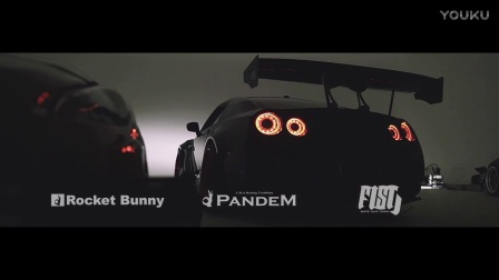 RocketBunny 86 GTR fistauto. video by carshadow