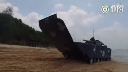 中国海军陆战队,帅呆了!
