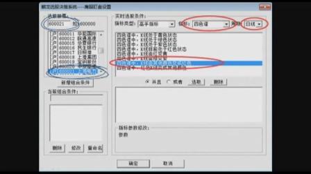 三红战法的选股与鹰眼盯盘功能(2)0224孙宇辰(至尊课)