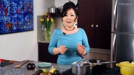 肉姐《Maangchi》-红豆米饭篇-料理-烹饪-达人-17-2-27更《无字幕》