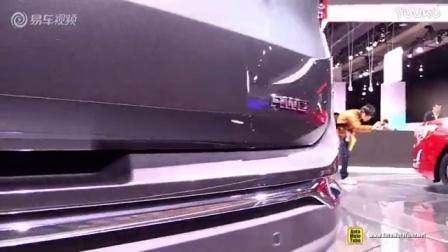 2017北美车展 2018款gmc terrain实拍xb0 汽车试驾 爱卡汽车