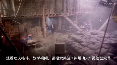 功夫小子闯情关:吴京对付大反派,北腿王周比利前来帮忙