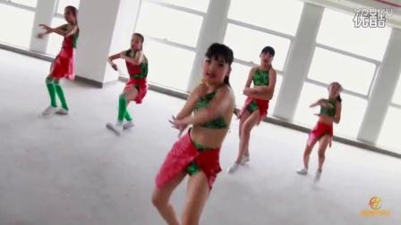 带你high翻天童音《新的心跳》杭州少儿舞蹈培训ID酷街舞