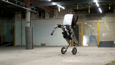 Hello Handle  Boston Dynamics unveils latest robot creation