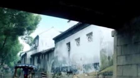 A488江南水乡 历史古镇 乌镇 徽派建筑 乡村 实拍视频素材