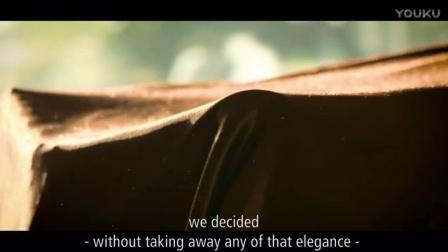 帕加尼Huayra Roadster - 创始人谈设计哲学(英文字幕)