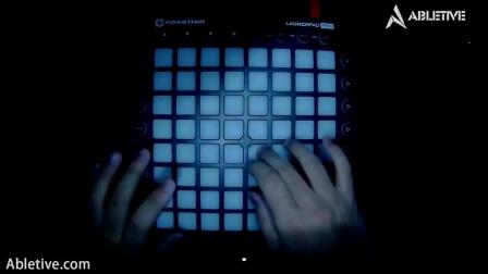 【launchpad】Minions Bounce Remix (launchpad pro remix by YNKim)(abletive中文社区)