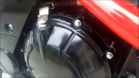 650NK  自制改装排气中尾段