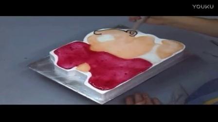 红色天鹅绒蛋糕 精致的待客甜点电饭锅做蛋糕的方法