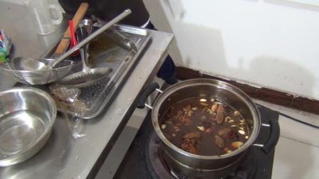 酱牛肉的做法 酱牛肉怎么做 酱牛肉腌制方法 熟食猪肉凉拌菜制作方法