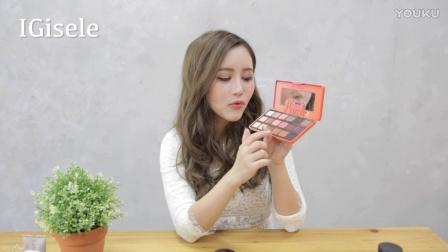 2016年度专柜彩妆大赏 IGisele爱吉赛儿