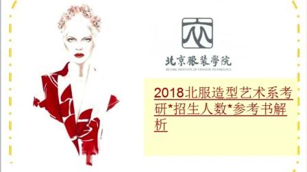 2018年北京服装学院造型艺术系考研复试分数线解读