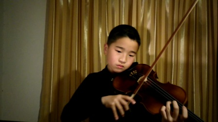 波隆贝斯库叙事曲小提琴