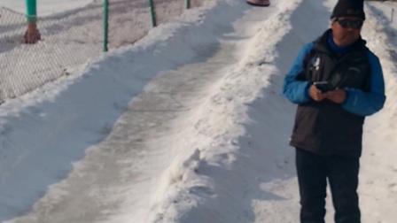 桐桐滑雪圈