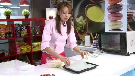 做蛋糕 面包机制作面包方法 寿桃蛋糕