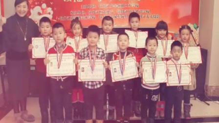 王宇泽牡丹江少年领袖口才学校学员表演领袖口才歌