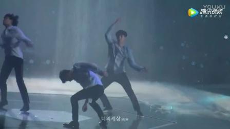 张艺兴 排名前十的舞蹈