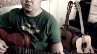 蔡丰翻唱《风的记忆》Cover福朵朵  布鲁克Brook S25G-DCG民谣吉他试听