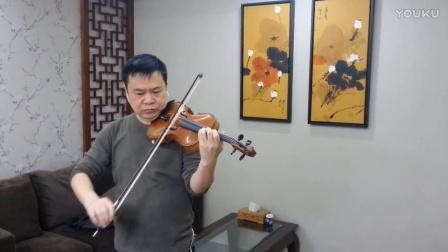 H06 德国老琴 试奏电影《教父》音乐主题片断
