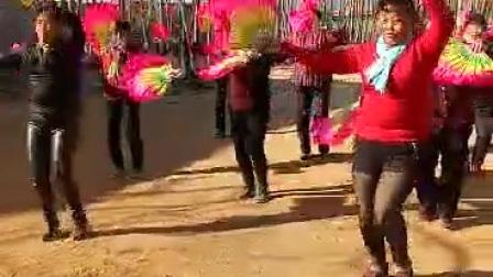 唐县北伏城奶奶庙广场舞1