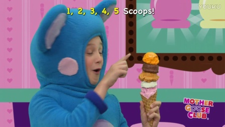 Mother Goose Club - Ice Cream Song