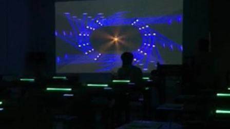 力度培训现场演播室模拟教学视频
