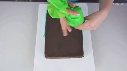 令人惊叹的卡通蛋糕乐高,米妮,海绵宝宝,(蛋糕甜点教程)