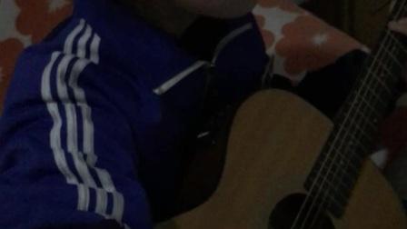 鼓楼-闺女吉他弹唱