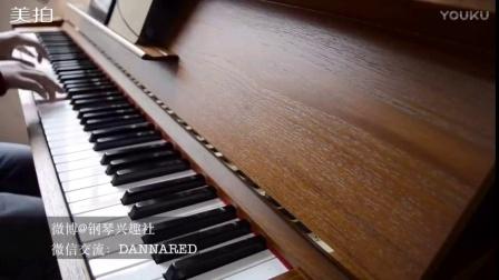 钢琴~我的歌声里_tan8.com
