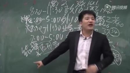 牛逼老师张雪峰爆笑解读考研完整版