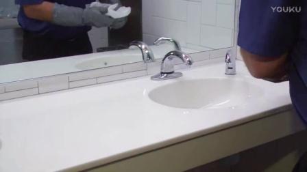 卫生间清洁(英文版)