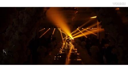 滁州明光喜洋洋婚礼大气灯光秀