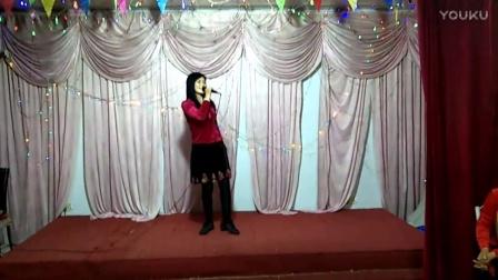 河北义和村苏家文化大院三八节美女演唱,大家鼓掌;;;;;吧