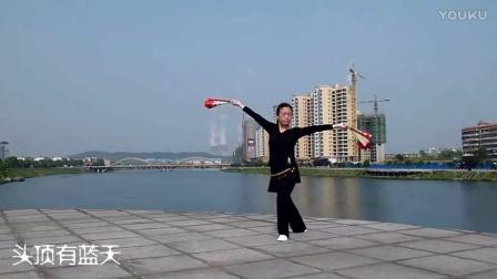 舞蹈-天地人(双扇)