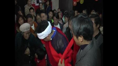 金沙县苗族婚礼之平坝乌龙沟苗族黄迅张梅结婚第一集