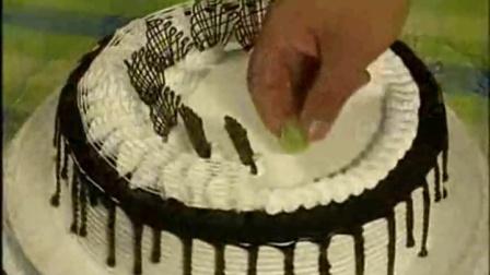 甜点制作教学 巧克力蛋糕珍珠奶茶配方