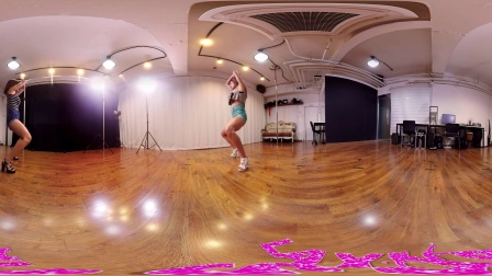[360 VR] 레이샤(Laysha) Dance Down mode2