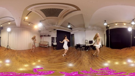 [360 VR] 레이샤(Laysha) Dance Eyes  mode1