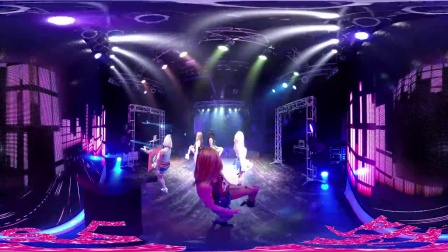 [360 VR] JS Ent. 1st. mini concert 레이샤(LAYSHA) Hello Eyes back mode