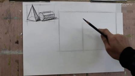 素描教程自学网产品速写手绘图片_大师速写_单个静物素描油画入门教学
