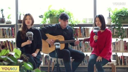 吉他弹唱《天空之城》(松枼婷、松枼潇)