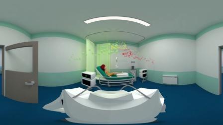 看病不再难!IoT医院VR全景体验