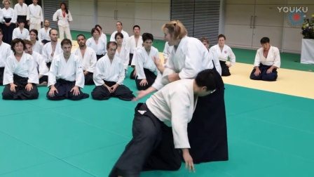 12th International Aikido Federation Congress - Janet Clift