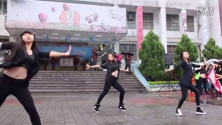 中学迎新热舞