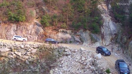 Jeep大切诺基-切族25区:天柱山抢亲之旅