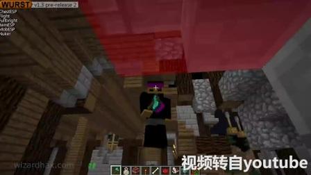 ★虎龙有话说★-谈谈Minecraft黑客