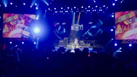 SNH48张语格、戴萌、孔肖吟-京东音乐盛典《公主+梦想岛+神魂》cut